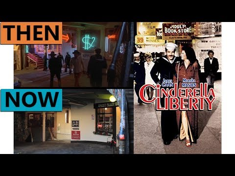 Filming Locations Seattle Then & Now | Cinderella Liberty 1973 Reshoot