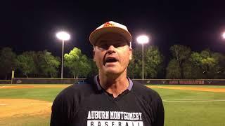 Baseball Postgame: vs Talladega College - 3.28.18