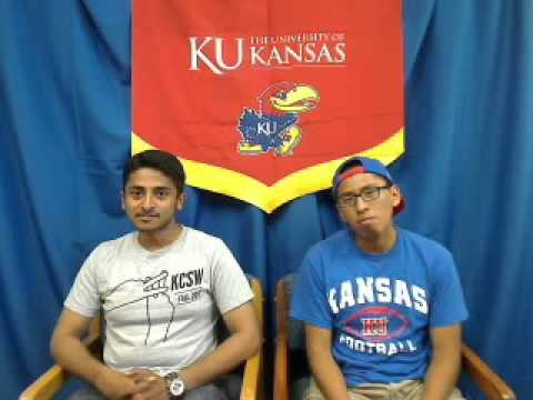 University Of Kansas- International Student Chat