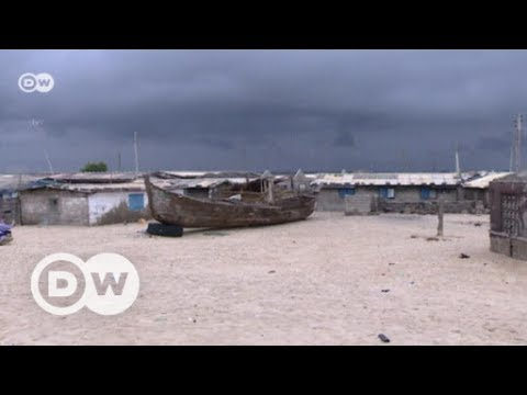 Ghana's disappearing villages | DW English