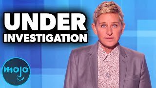 Top 10 Behind the Scenes Ellen DeGeneres Show Secrets