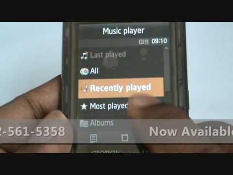 Samsung P520 Giorgio Armani from Exoticphone.com