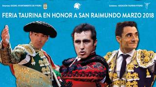 Presentación Feria Taurina San Raimundo Fitero 2018