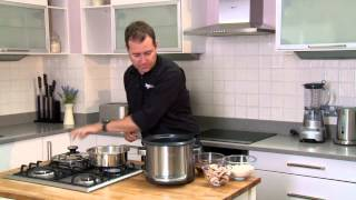 'risotto Multi-cooker' Demo - Sage By Heston Blumenthal