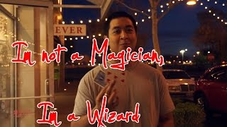 I'm not a Magician, I'm a WIZARD | WORLDS GREATEST MAGICIAN