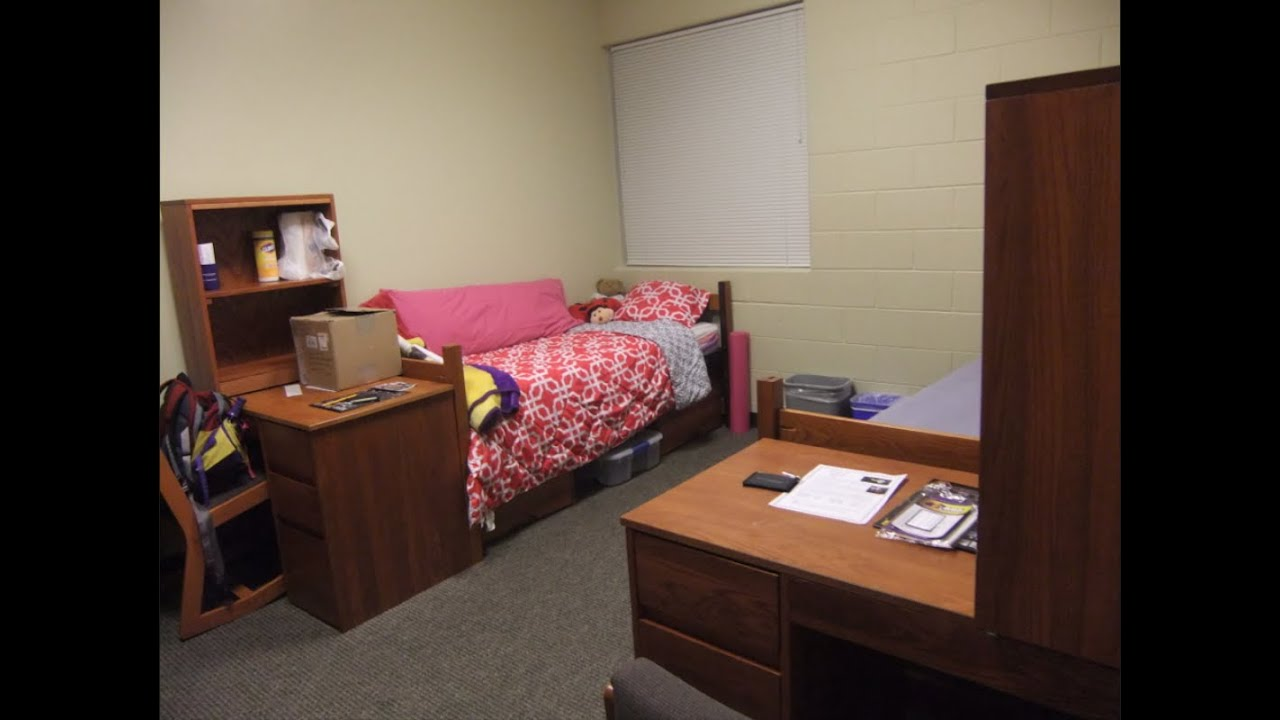 Dorm Room Tour 2015 Ecu Youtube