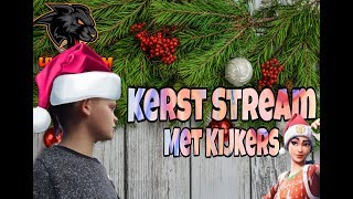 CHRISTMAS STREAM NEW GLIMMER SKIN FORTNITE WITH VIEWERS