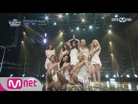 Girls' Generation (소녀시대) - ′Lion Heart′ M COUNTDOWN 150903 EP.441