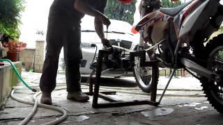 Restauro Motore lambretta j50