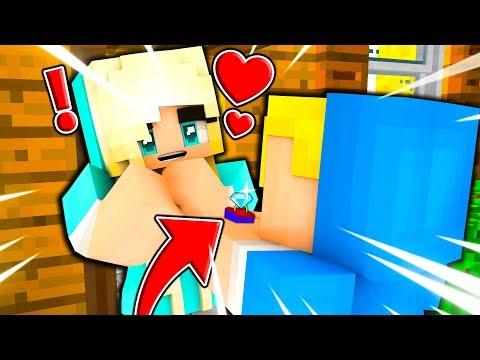 COMPRO UN ANELLO A DOLCETTA! - Minecraft ITA