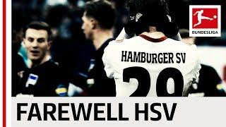 The Dinosaur Is Extinct - Hamburger SV Face Relegation
