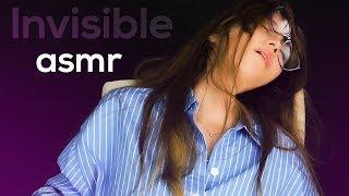 Asmr invisible como nunca lo has visto | ASMR español | Asmr with Sasha