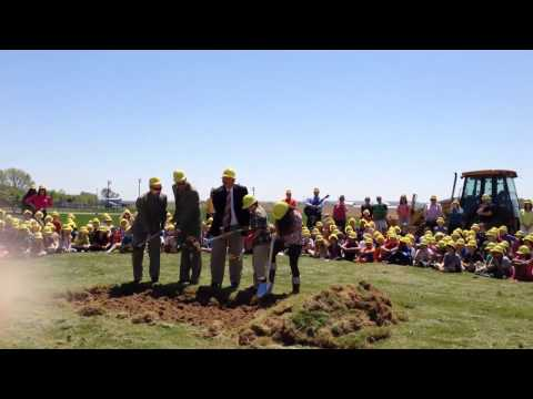 Penn Manor breaks ground for new Hambright Elementary School