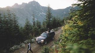 Car Camping in Washington.