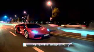 """""""Top Gear KOREA 3"""" Ep.4: 람보르기니 아벤타도르에 어울리는 여배우 손은서!"""
