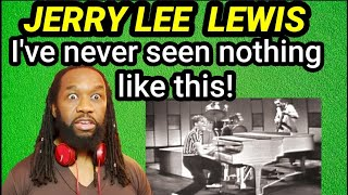 Oh gosh! First time hearing WHOLE LOTTA SHAKIN GOING ON JERRY LEE LEWIS 1957(Reaction)