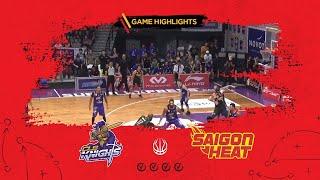 Highlights ABL9 || Playoffs - Game 3:  CLS Knights vs Saigon Heat 07/04