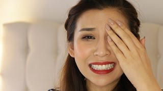 3 Minute Makeup Challenge - Tina Yong