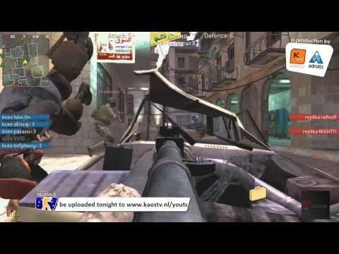 Antwerp Aces vs Replika - E-Series Maximus Day 2