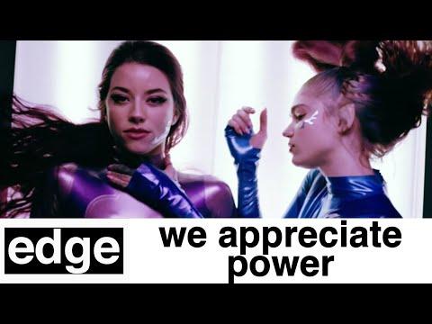 GRIMES: ¿Nuevo Álbum? We Appreciate Power ft. HANA | EDGE