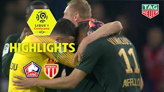 LOSC - AS Monaco ( 0-1 ) - Highlights - (LOSC - ASM) / 2018-19
