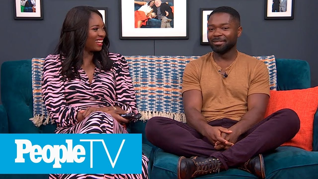 David Oyelowo On 'Star Wars Rebels' Fans, Playing 'Hot Kallus' | PeopleTV