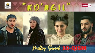 Фото Ko'ngil  (o'zbek Serial) 10 - Qism   Кўнгил (ўзбек сериал) 10 - қисм