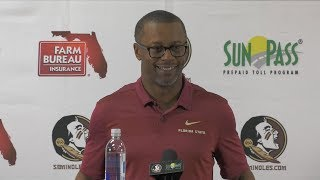 Willie Taggart Press Conference: November 19
