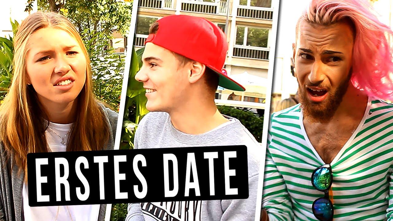 Flirten erstes date