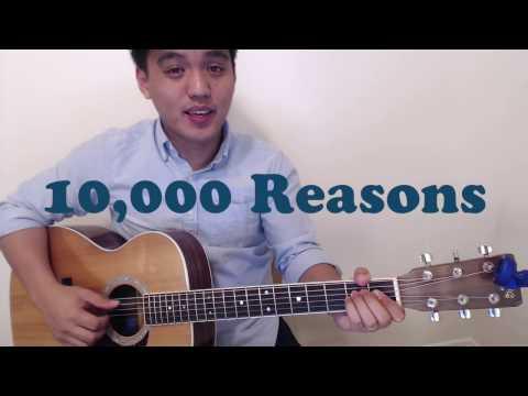 10,000 Reasons VERY EASY Tutorial (Matt Redman) - Zeno