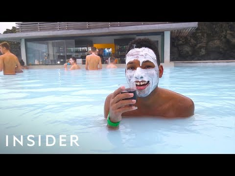 Is Iceland's Blue Lagoon A Lavish Luxury? | Destination Debu