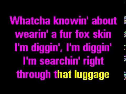 Macklemore Thrift Shop Karaoke