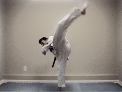Kick Techniques Taekwondo Taekwondo Kicks | Mtbsg