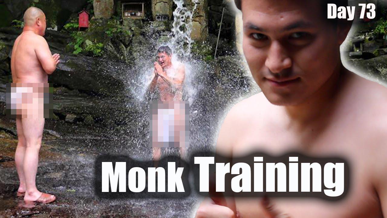 Tibet monk nude