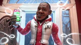 Thirstiest Time of the Year | Sprite Winter Spiced Cranberry