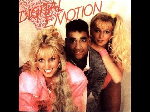 Digital Emotion - Go Go Yellow Screen (720p) LP Mix