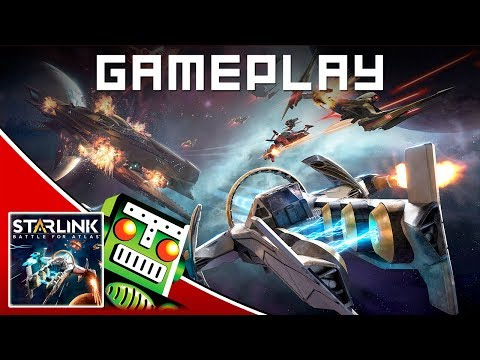 Dreadnought dogfights in Starlink: Battle for Atlas
