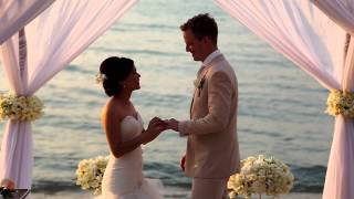 Koh Samui Wedding Video II Anna & Ben Wedding Day Highlight(, 2015-02-10T18:18:48.000Z)