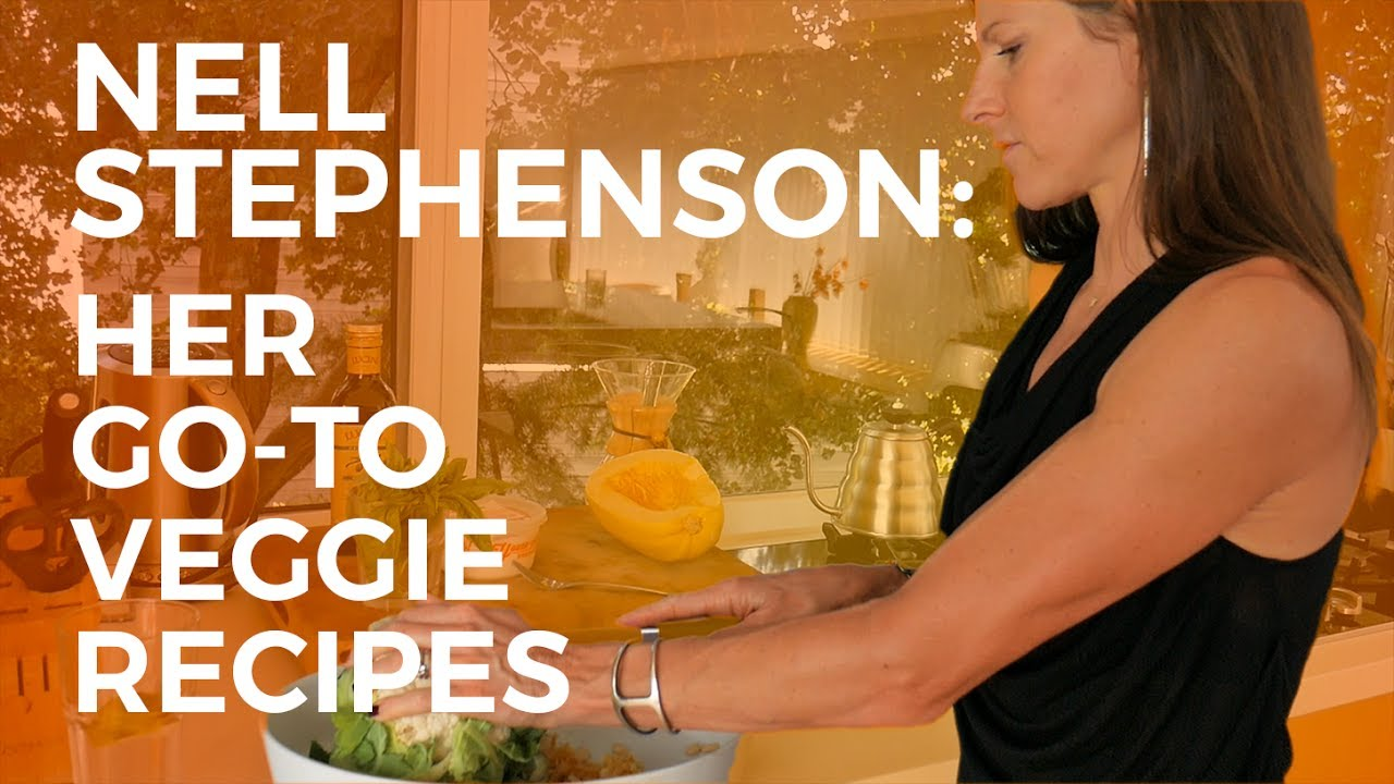Nell stephenson her go to veggie recipes youtube nell stephenson her go to veggie recipes primal blueprint malvernweather Image collections