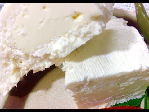طريقة عمل الجبنه البيضاء الفلاحي (الجبنة القريش)