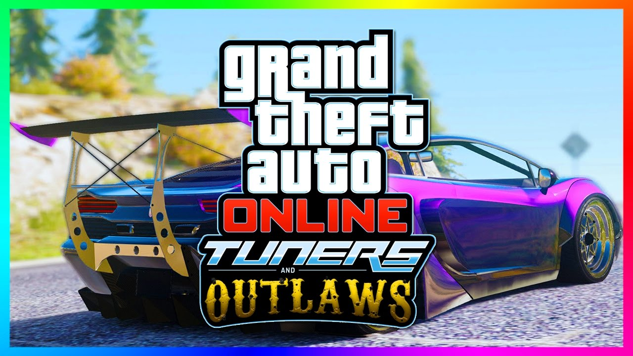 GTA 5 Online: 'Tuners and Outlaws – Part 2' custom vehicles
