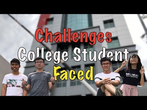 Challenges College Student Faced (Feat: INTI SUBANG CFSI STUDENT)