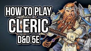 HOW TO PLAY CLERIC (feat. Jiggles)