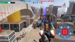 War Robots - Vice vs NEO