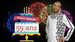 YOUSSOU NDOUR  - HAPPY BIRTHDAY 🎉🎉