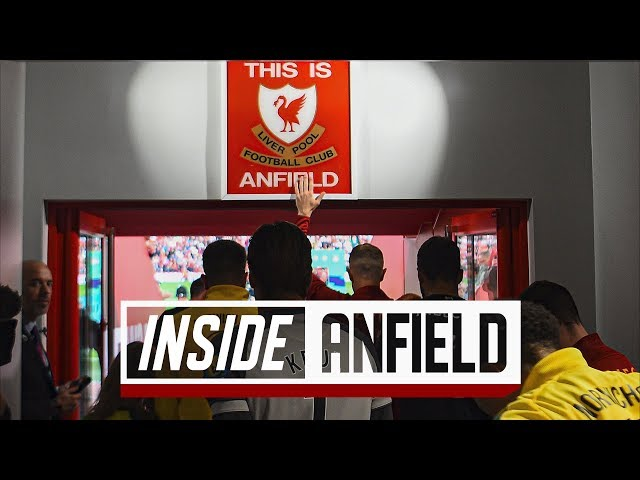 Inside Anfield: Liverpool 4-1 Norwich | TUNNEL CAM as the Reds score four to win