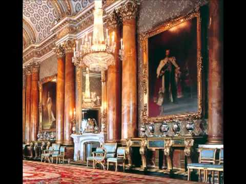Buckingham Palace from inside Exclusive SHOTS.flv