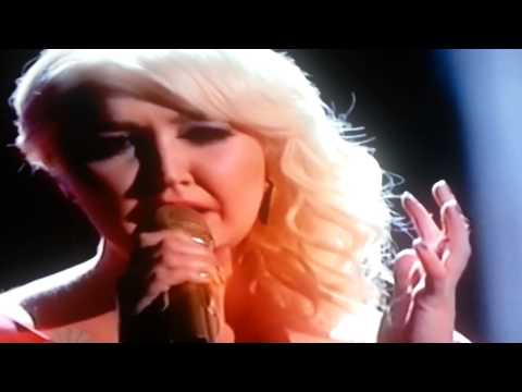 Amazing Grace The Voice 2015.Meghan Linsey