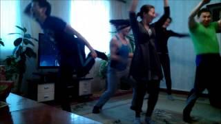 Harlem Shake танец от меня и моих друзей