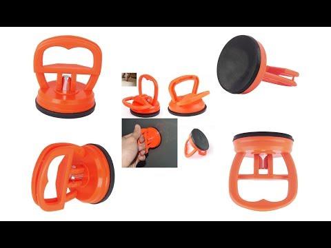 Вакуумная присоска для удаления вмятин на автомобиле, съемник лобового стекла, удержания стекол и др
